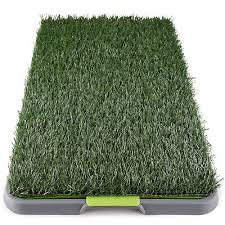 puppy training pad grass potty patch mat for dogs indoor outdoor house tray turf
