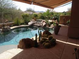 Scottsdale Pool Landscaping Or Patio Design Desert Crest Press
