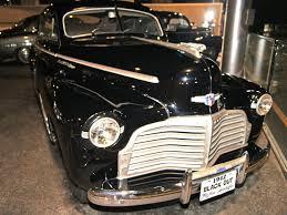 1942 Chevrolet Fleetline - museum exhibit | 360CarMuseum.com