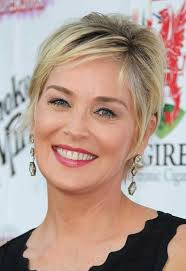 chic straight pixie haircut for women over 50