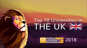 Graphic Design Ranking Uk The Top 10 Universities In The Uk 2018