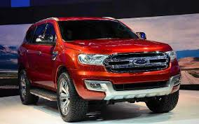 ford new car release2018 Ford Endeavour Review and Release Date  2017  2018 New Car