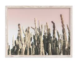 summer cactus limited edition art print by wilder california in beautiful frame options on cactus wall art framed with summer cactus wall art prints by wilder california minted