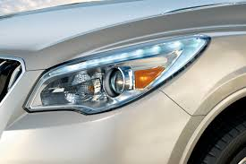 Buick Enclave Running Lights Not Working Industry First Lighting Tech Benefits 2013 Enclave