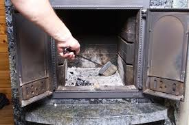 tips on how to clean fireplace soot cleaning glass doors removing for