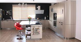 Collect this idea TV studio kitchen for Oana Grecea by Euphoria Kitchens  Hall (3)