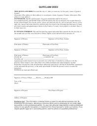 Quick Claim Deed Quick Claim Deed Form Business Form Templates 18