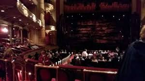 Kimmel Center Seating Chart Academy Of Music Academy Of Music Section Parquet Circle E