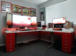 office desk setup ideas. Best Office Desk Setup Ideas On Gaming And Monitor
