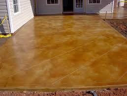 cement painting ideas painting concrete floors patio all home design solutions ideas