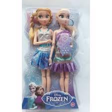 Bộ búp bê Elsa và Anna có khớp