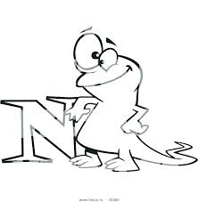 letter n coloring pages printable n for nest coloring page letter n coloring pages vector printable