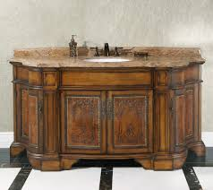 bathroom vanity single sink. Legion 72 Inch Vintage Single Sink Bathroom Vanity Walnut Brown Finish I
