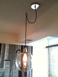 Relocate Ceiling Light Creed How To Swag A Pendant