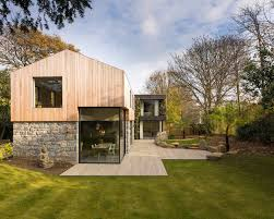 contemporary architecture. Light-filled Family Home Embraces A British Islands\u0027 Native Landscape Contemporary Architecture