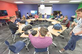 Noblesville High Instructor Pushes To Change The Educational System