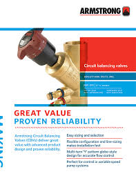 circuit balancing valves half inch to 2 inch armstrong fluid · email · preview · copy link