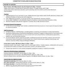 Resumes For Educators Best Of 19 New Teacher Resume Examples ...