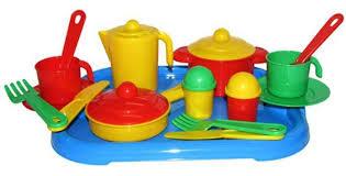 Купить <b>Набор детской посуды</b> «Полесье» Настенька на две ...