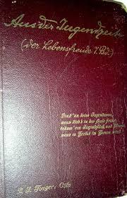Aus Der Jugendzeit Sprüche Und Gedichte Tonger P J Buch