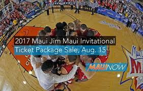 2017 maui jim maui invitational ticket packages on aug 15