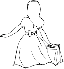 Small Picture Dress Up Coloring Coloring Coloring Pages