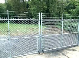 en wire garden fences fence gate type for how to make sculptures e wire fencing ideas en garden