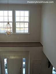 ledge above a front door
