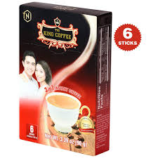 The blending of strong coffee and condensed milk makes it so aromatic and intense that a sip can wake up all your senses. King Coffee 3in1 Instant Box 6 Sticks X 16g Vietnamese Coffee Long Lasting Aroma Balance Taste Perfect For Powerful Day Buy Online In Japan At Desertcart Jp Productid 202229156