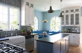 kitchen interior medium size paint colors to match blue countertops new kitchen with