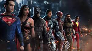 Justice League Wallpaper 4k Ultra HD ...