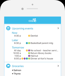 Life Chart App Cozi Family Organizer Must Have App For Families
