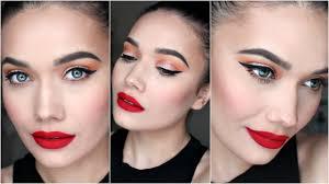 fast and easy glam makeup tutorial using lorac mega pro 2 palette umakeup