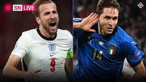 England vs. Italy: Live score ...