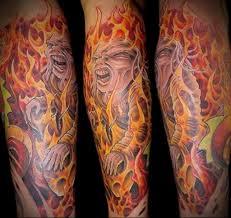 значение татуировки огонь смысл история факты и фото