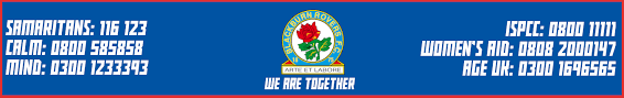 Comme on l'a vu dans le dernier sujet sur alan shearer , les blackburn rovers furent champion thought id start a new thread showing a few photos of how hillsborough stadium used to look. Welcome To The Official Blackburn Rovers Website