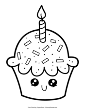 They help him create his own 1. Happy Birthday Coloring Pages Free Printable Pdf From Primarygames