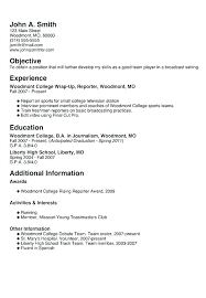 Creating A Resume For Free Magnificent How To Create A Resume For New Create A Resume Free