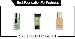 best foundation for redness of 2019