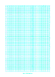Printable Graph Paper With One Line Every 2 Mm On Letter Sized Paper