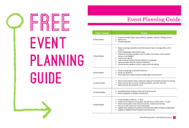 Free Event Planner Templates Free Event Planning Template Via Juice Marketing Group In