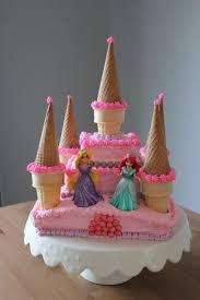 Disney Princess Cake Cakes In 2019 Birthday Cake Girls Birthday