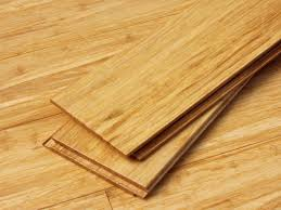 how to install two tone bamboo flooring