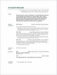 Resume Template Recent Resume Samples Resume Template Ideas