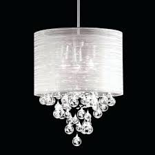 white lamp shade with crystals chandeliers with drum shade brilliant chandelier ceiling lamp best ideas about white lamp shade with crystals chandelier