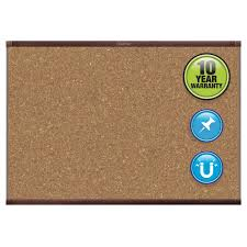 Cork Bulletin Board Quartet Boards Bulletin Boards Magnetic Cork Bulletin Boards