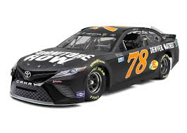 Furniture Row Racing debuts new paint schemes for NASCAR