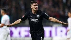Bundesliga News Luka Jovic Makes Eintracht Frankfurt