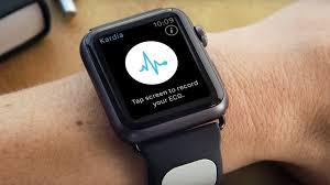Apple Watch Pásek Kardia Přináší Monitorování Srdečního Tepu Na
