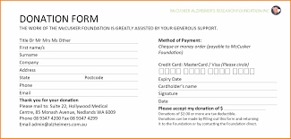 Sample Donation Form 016 Donations Form Template Donation For Non Profit Sample